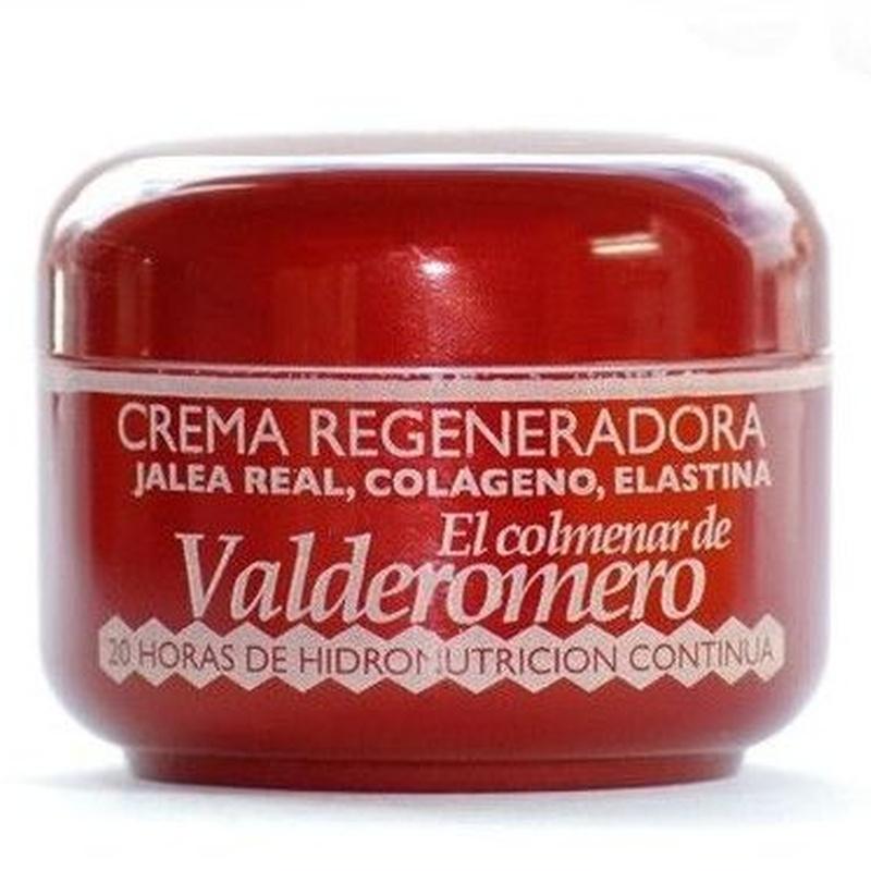 """Crema regeneradora de cutis """"El Colmenar de Valderromero"""" 50 ml: Productos. Acceso On Line de El Colmenar de Valderromero"""