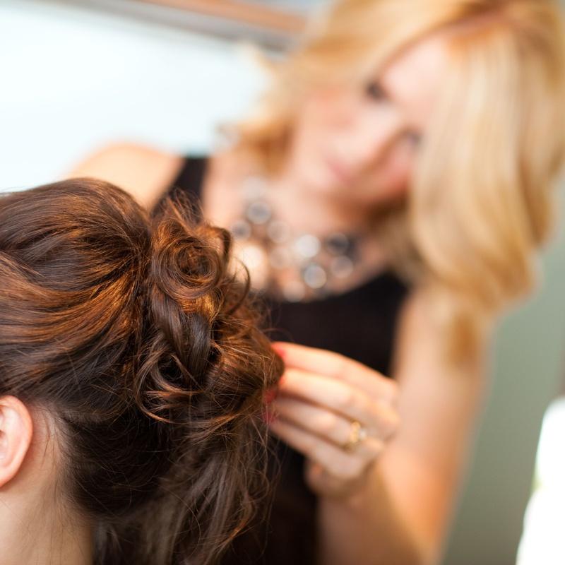 Peluquería: Servicios de Centro de Belleza Aromas