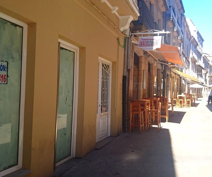 Rehabilitación Integral de Edificio en Calle Cruz 22- Casco Histórico. Lugo
