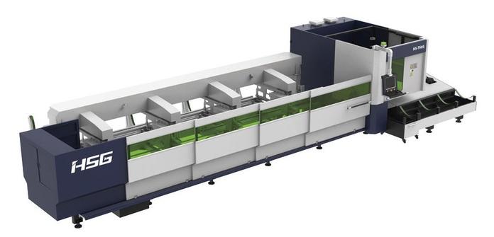 Máquina de corte para tubos metálicos HS-TH65