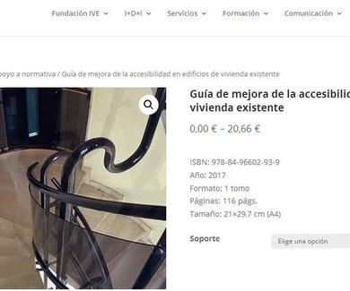 Guía de accesibilidad en edificios existentes