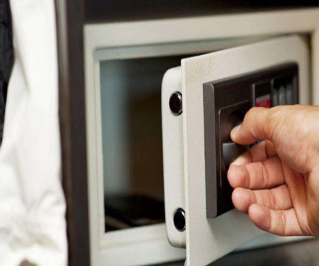 Por qué deberías tener una caja fuerte en tu hogar