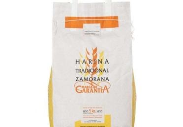 Harina tradicional zamorana 5 kg