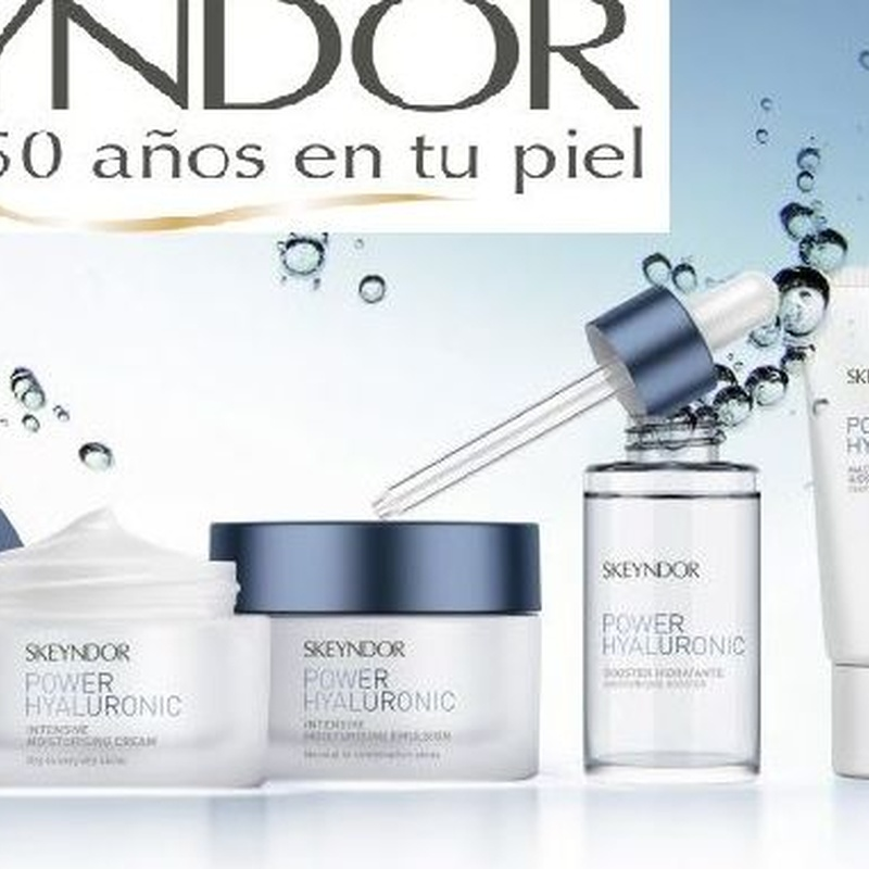 SKEYNDOR: Servicios y Productos de The Men's Hair Club
