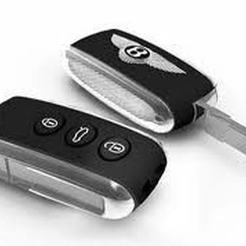 Transponder de vehículo: Servicios de Segurclau