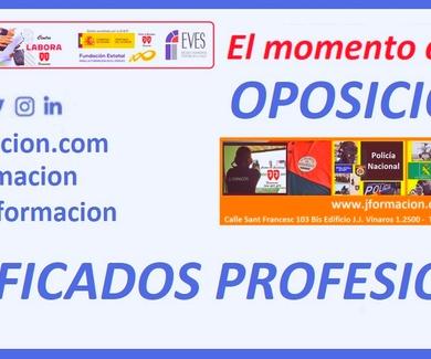 OPOSICIONES PRESENCIALES Y ONLINE