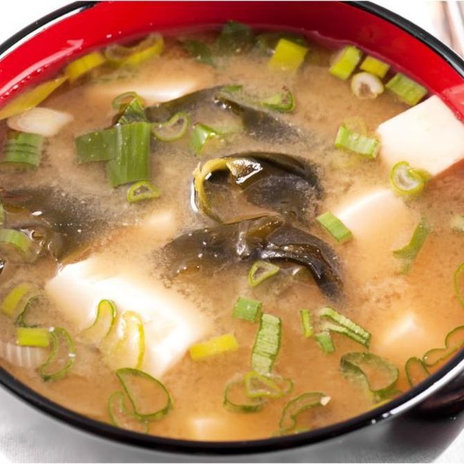 Conoce los beneficios que aporta la sopa de miso
