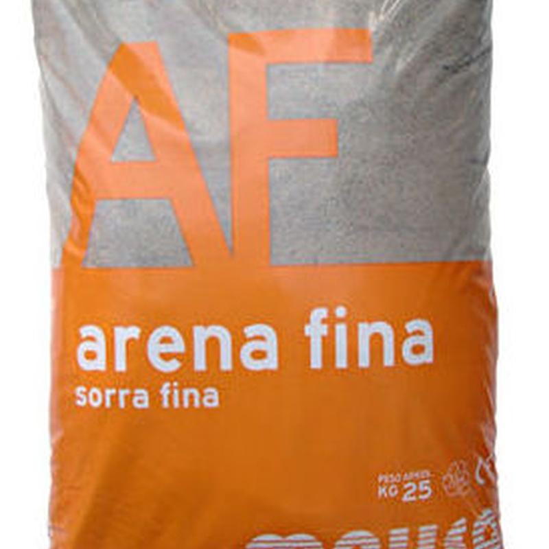 SACO DE ARENA FINA