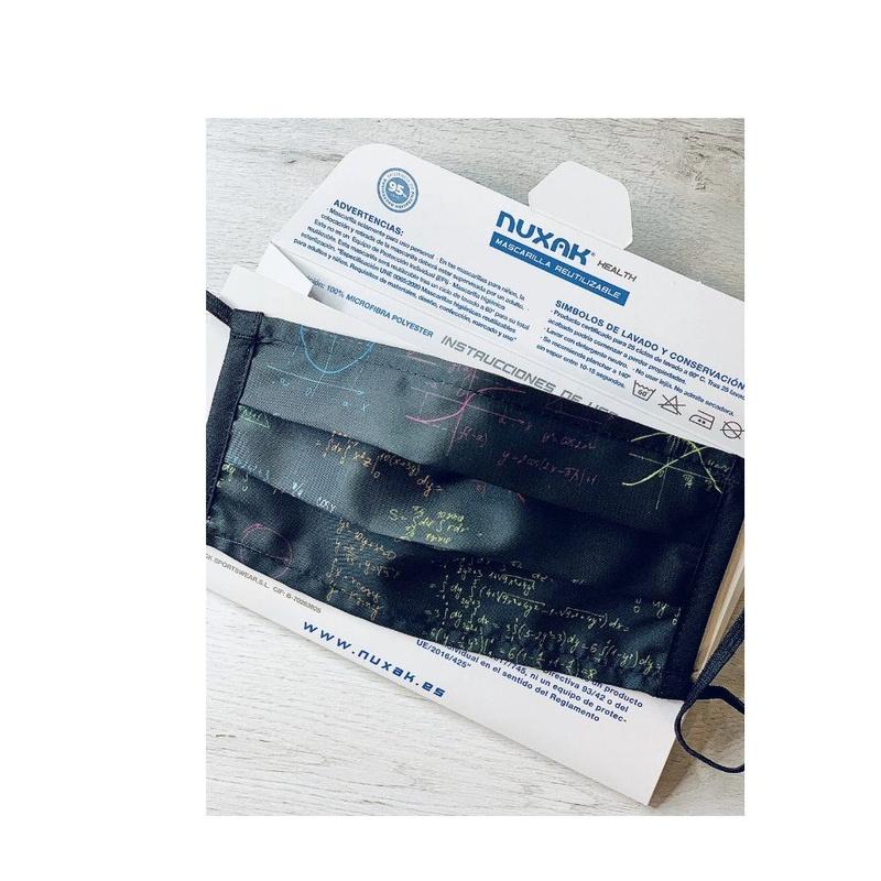 Mascarilla higiénica Nuxak: Servicios de Farmacia Casariego