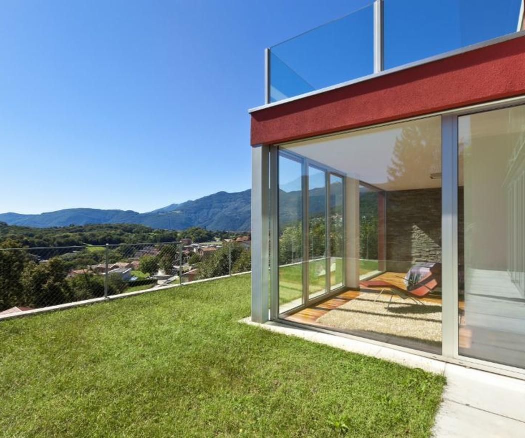 Un lujo a tu alcance: terraza en verano y en invierno