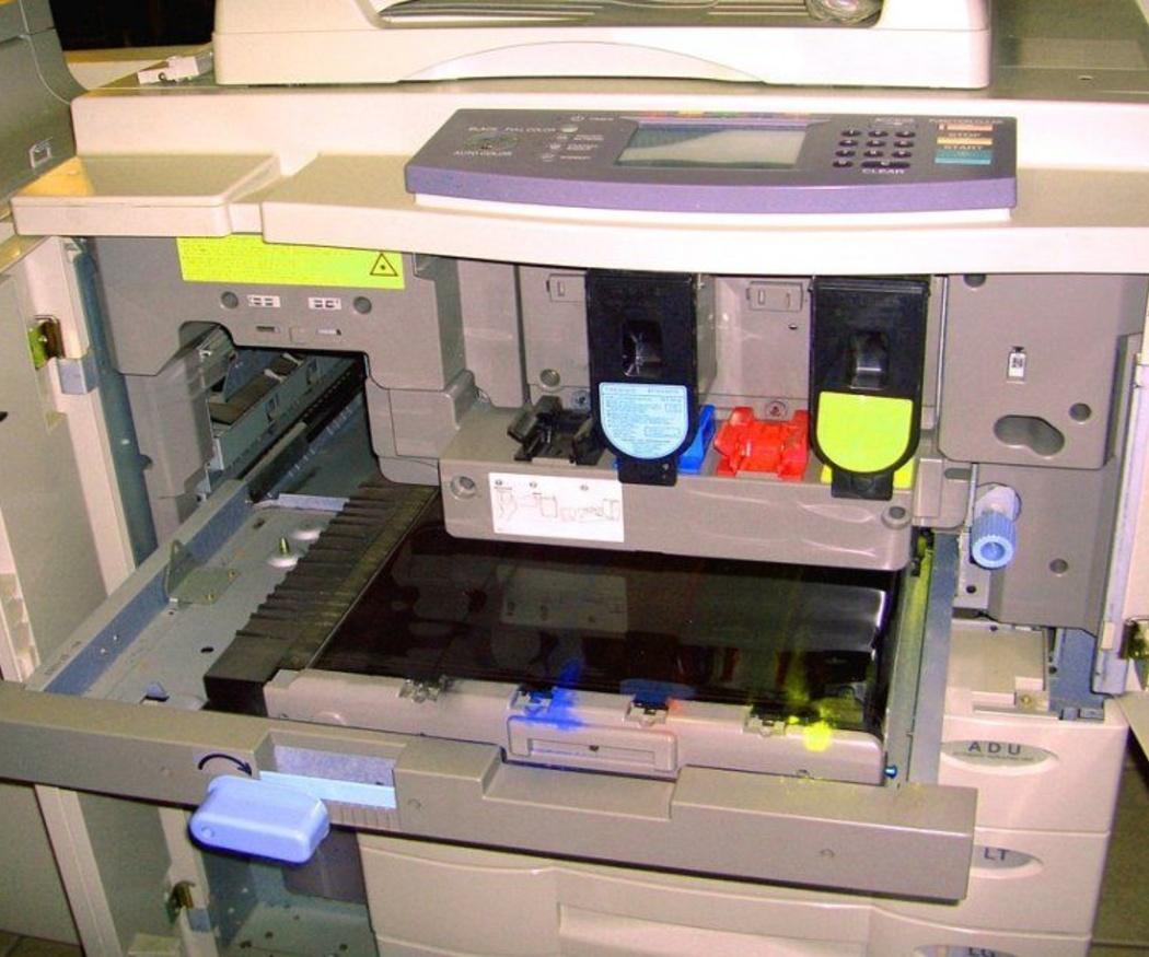 ¿Por qué se estropean las fotocopiadoras?