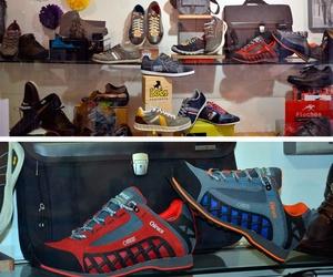 Zapatos de caballero en Sant Feliu de Guíxols