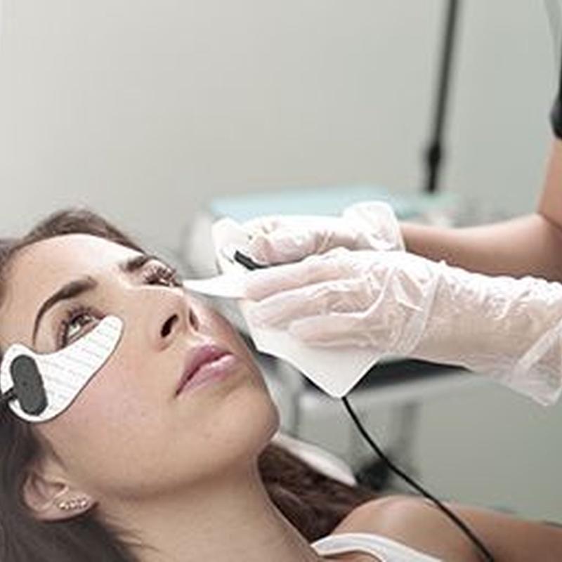 Contorno de Ojos: Servicios de Bodybrite Majadahonda