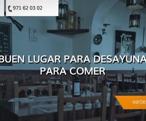 Restaurantes recomendados en Mallorca - Restaurante Celler Sa Font