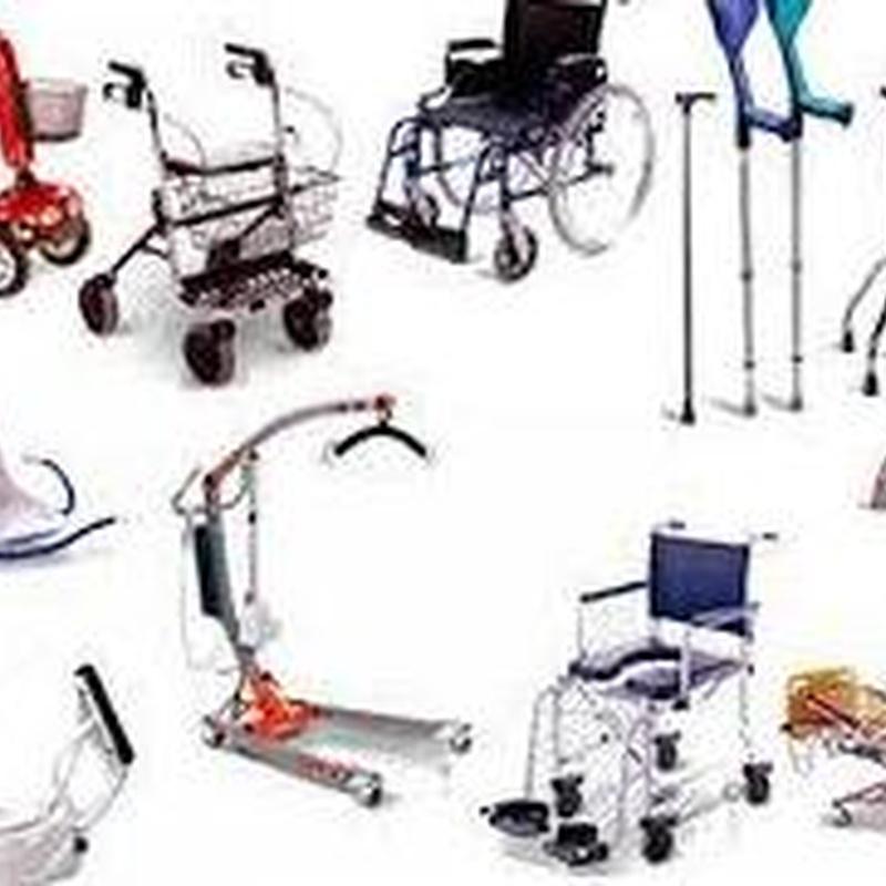 Productos de Ortopedia en Coria