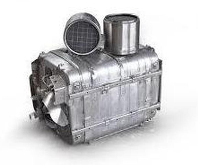 Filtros de particulas: Servicios de Diesel Mainar