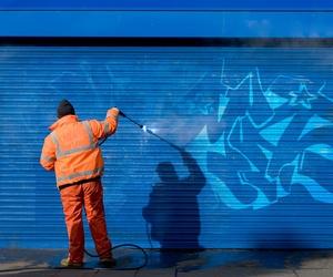 Empresa de limpieza de graffitis en Soria