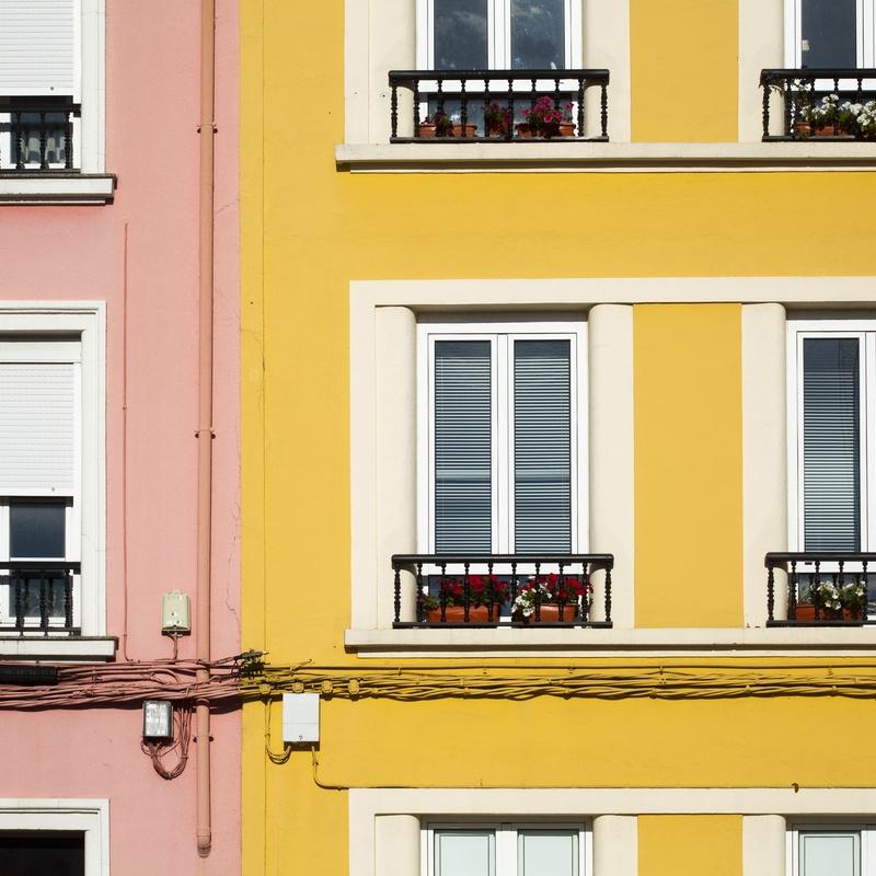Reformas de fachadas: Servicios de Fonycalpe