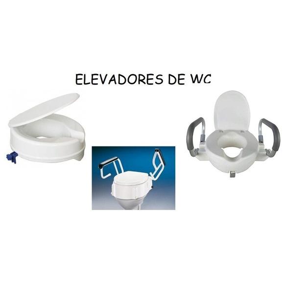 Elevadores de WC: Catálogo de Ortopedia Bentejui