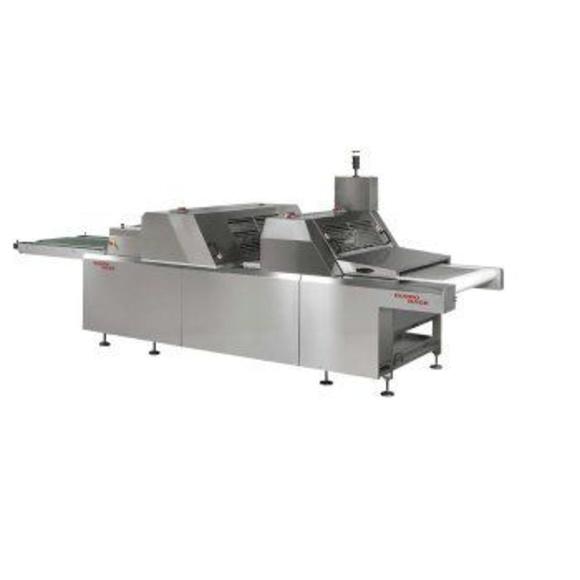 Máquinas y líneas de producción de croissants