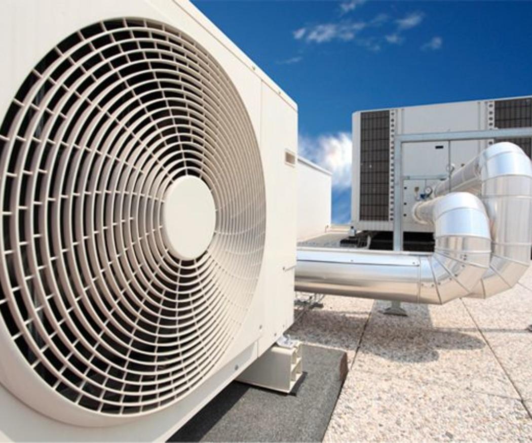 La climatización industrial