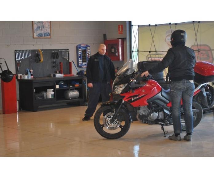Motos: Servicios de Multicentre Sauret