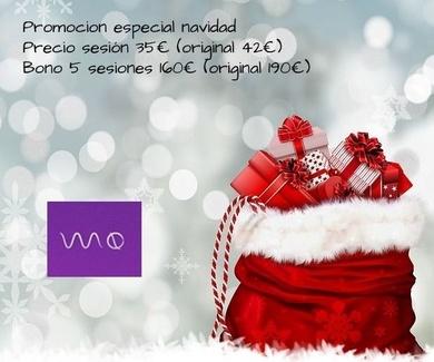Promoción especial Navidad