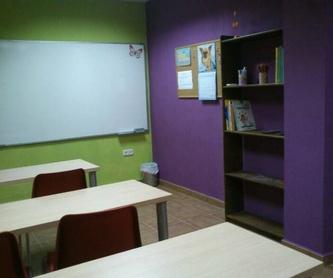 Trabaja con nosotros: Qué hacemos de Classroom Centro de Estudios