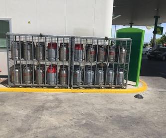 Box de lavado: Servicios de Estación de servicio BP Bencir