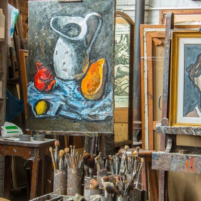 Obras de arte y escultura en Barcelona: Servicios de Tu empresa de Antigüedades en Catalunya
