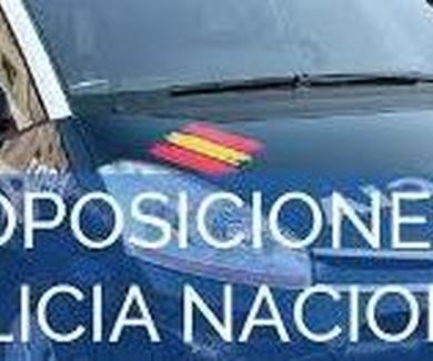 Oposición Policía Nacional (curso online)