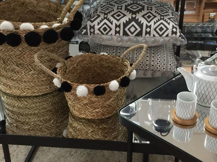 Cesta decorativas: Tienda online  de COSCO. Tel 928988528