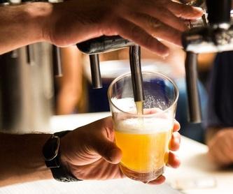 Carnes: Especialidades de Marisquería Cervecería El Marisco Rojo