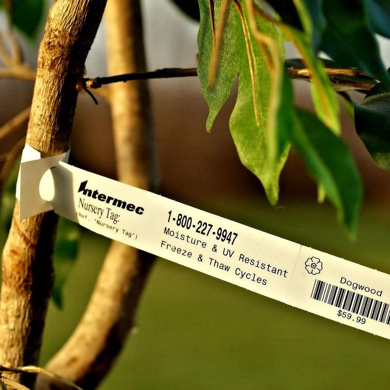 Etiquetado de Plantas y Hortofrutícola