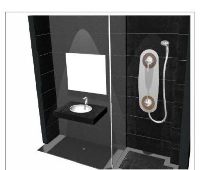 Diseño 3D: Productos y servicios de Mármoles y Granitos Interlap