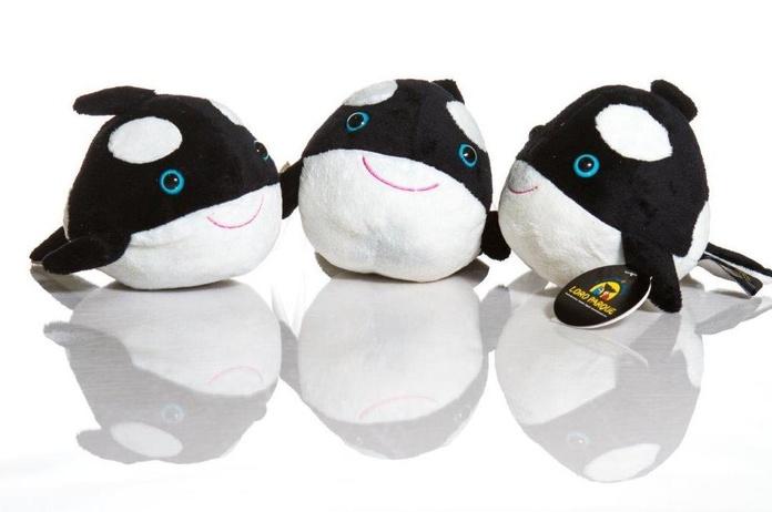 Peluche Pelota Orca / Whale Ball: Productos de BELLA TRADICION