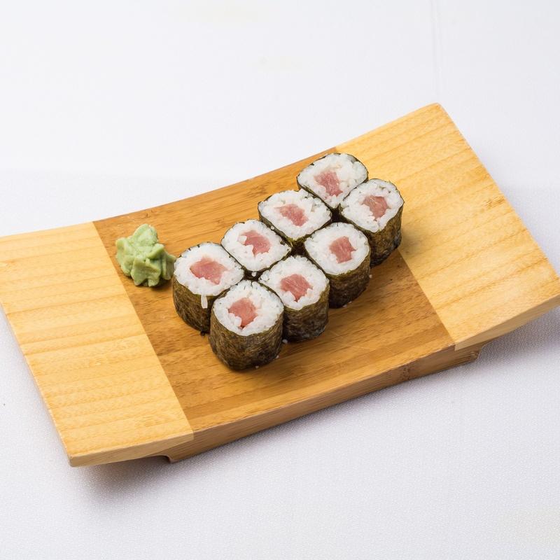 Maki de atún: Carta de Restaurante Sowu