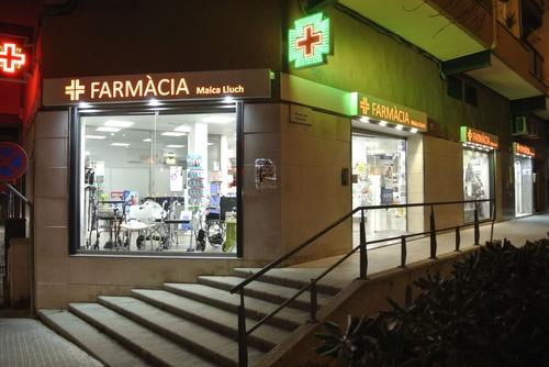 Façana Farmàcia