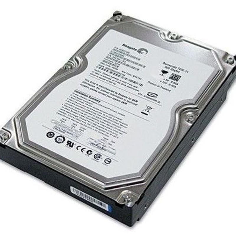 HDD 500GB SATA3 : Servicios de Hardware Ocasió