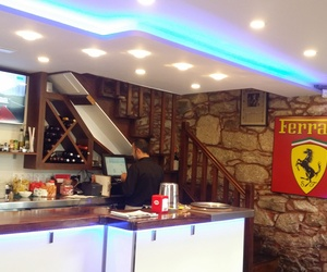Restaurante italiano en Santiago de Compostela