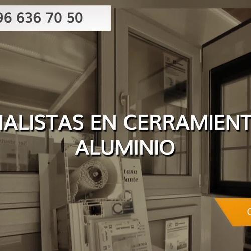 Ventanas de aluminio en Calpe: Aluminios Quatro