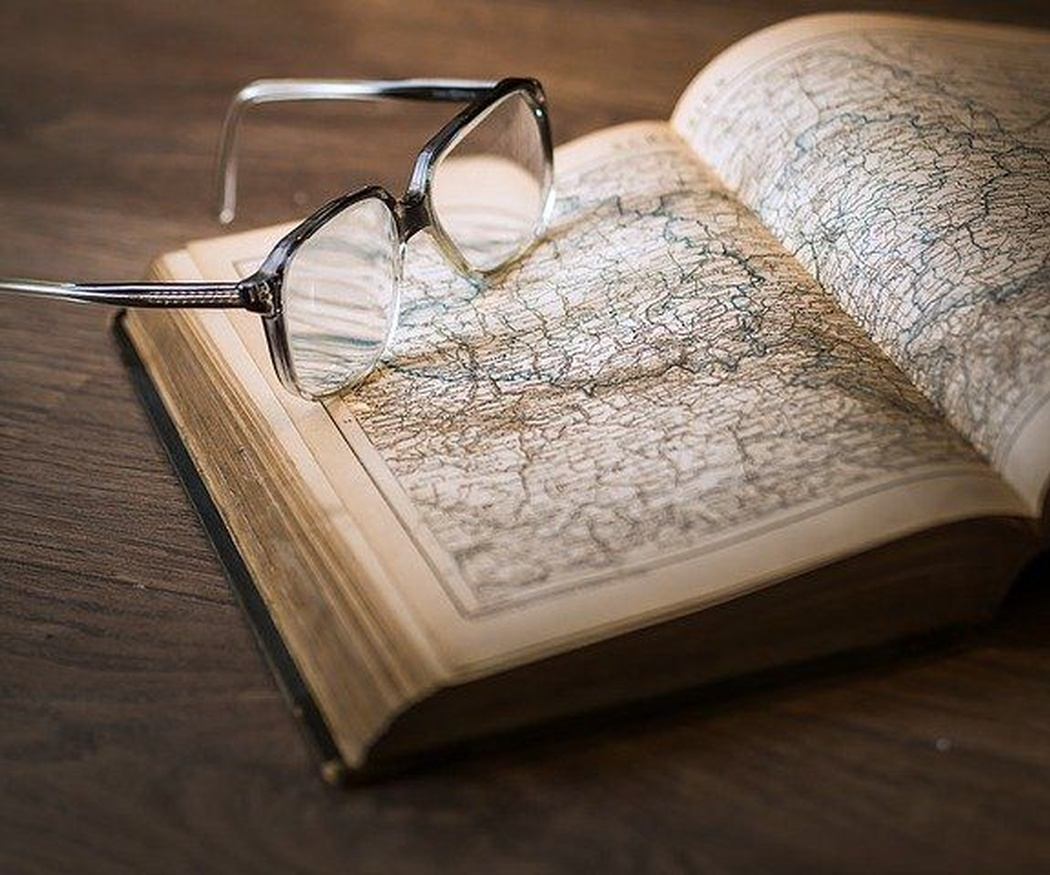Orígenes de las gafas de ver