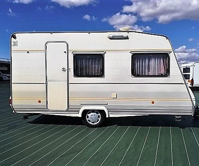 Caravana de segunda mano modelo: