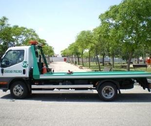 Rescate con Camión Pluma