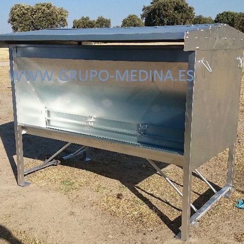 TOLVA DE VACUNO 800KG: NUESTROS PRODUCTOS de Grupo Medina