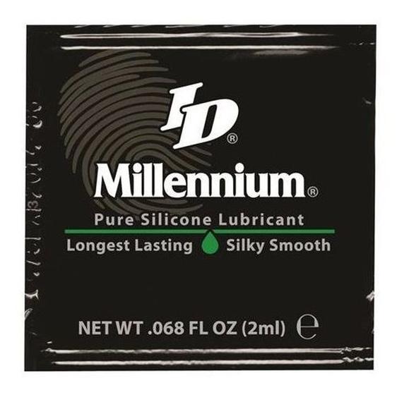 SOBRE MILLENIUM SILICONA 2 ML. :  de SEXMIL 1