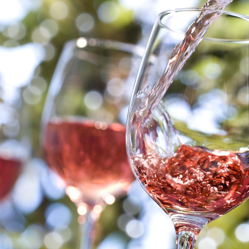 Vinos Rosados: Carta y Raciones de Restaurante El Portón