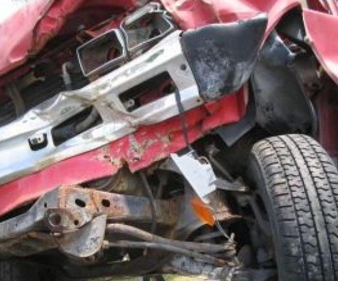 Accidentes de tráfico: Servicios de Tomás Marín Barahona