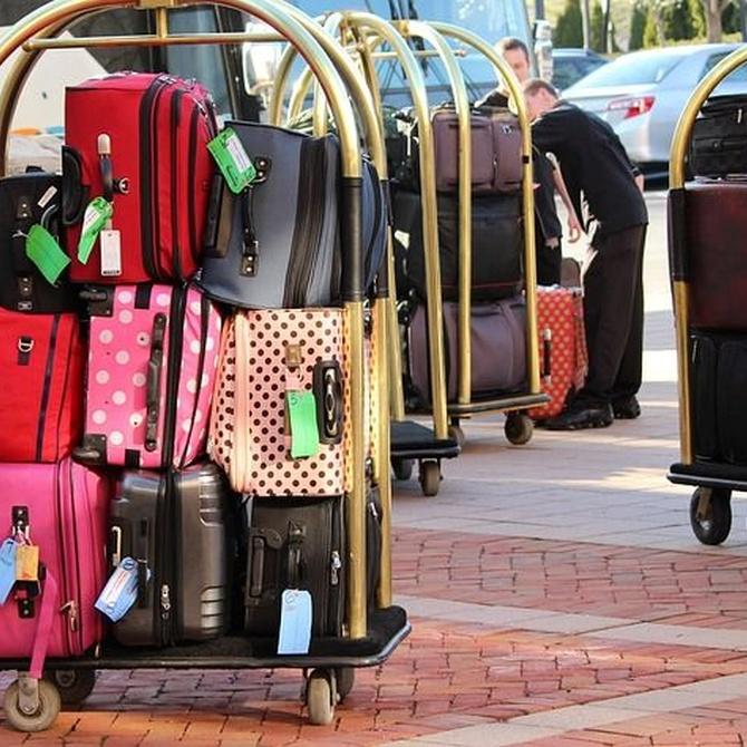 5 consejos para viajar con tu equipaje en avión