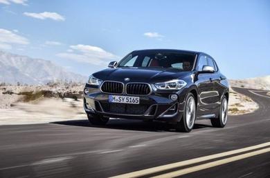 El BMW X2 estrena una versión aún más deportiva: el BMW X2 M35i